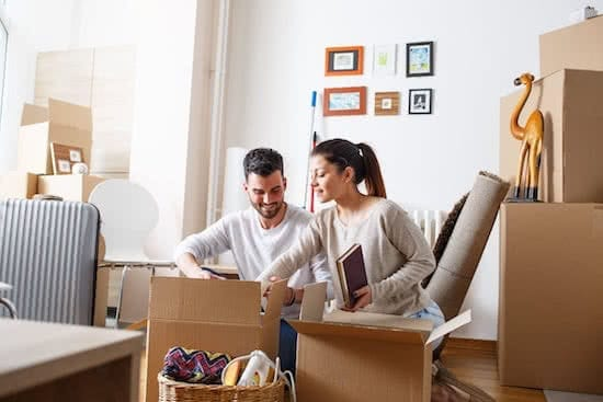List of things to do when moving house