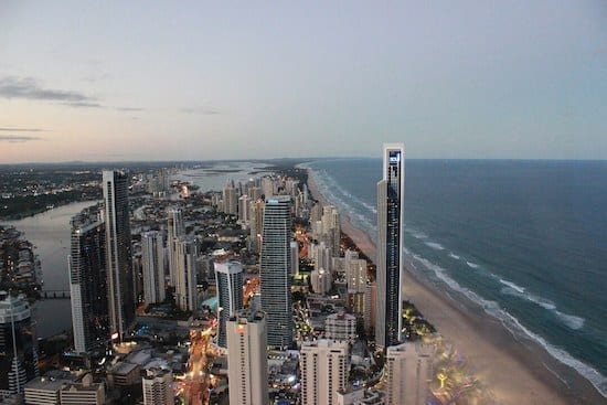 Why holiday on the Gold Coast