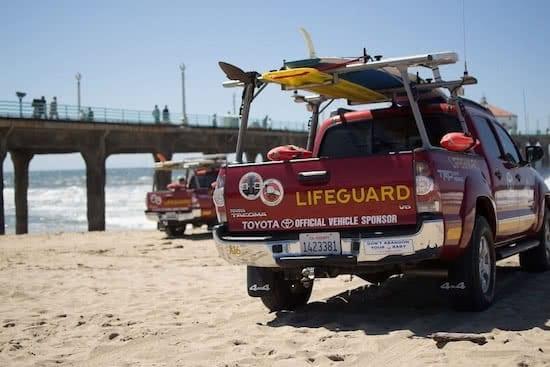 Surf Life Saving carnivals vehicle hire
