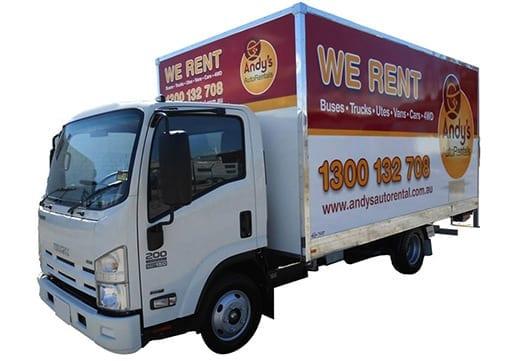 Truck Hire BrisbaneTrucks for moving in Brisbane