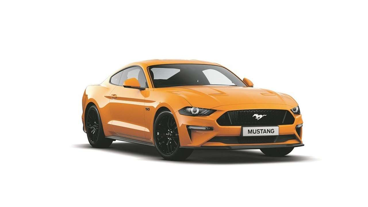 Ford Mustang GT 5.0 Litre