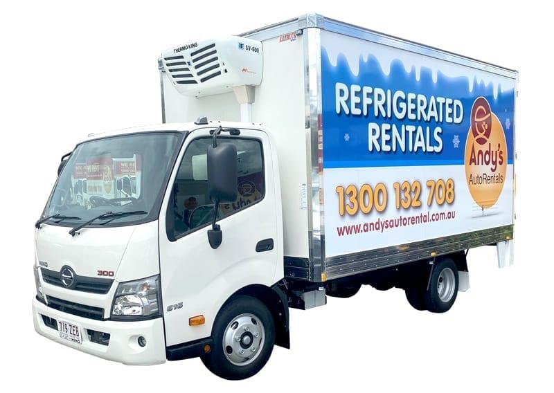3 Tonne Refrigerated Truck