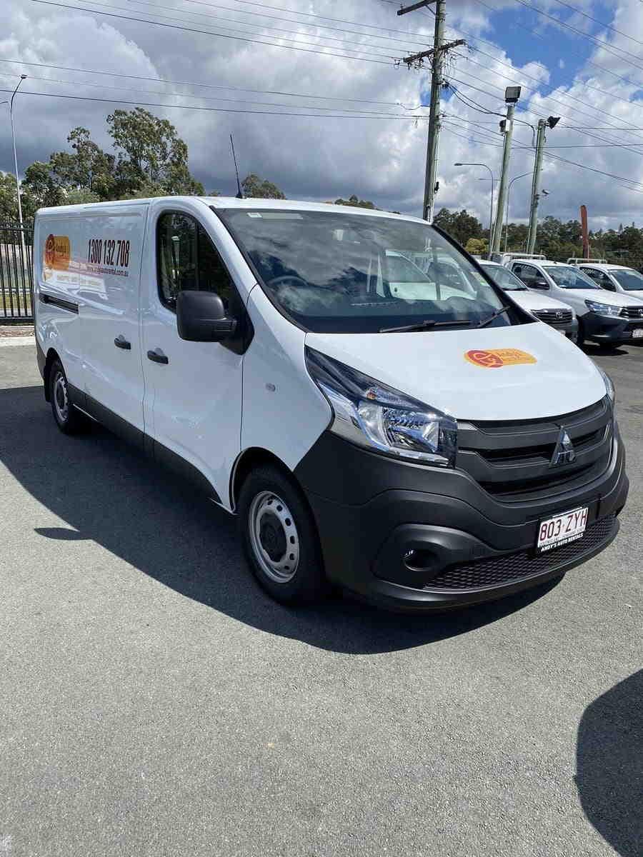 rental van company